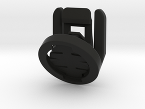 Fizik/Selle Royal Clip In Garmin Track Saddle Moun in Black Natural Versatile Plastic