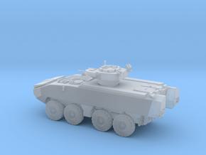 Piranha-III-C-144-proto-01 in Smooth Fine Detail Plastic