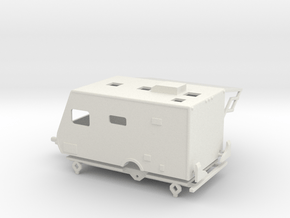1102-1 similar JaykoSport 197 transport in White Natural Versatile Plastic: 1:87 - HO