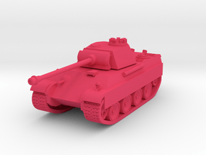 Tank - Panther G - size Large in Pink Processed Versatile Plastic