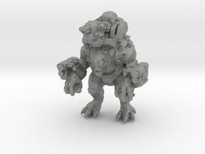 Gears of War Brumak 70mm miniature game rpg in Gray PA12