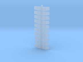 1/87 SB/Mtgx/XXL/003 in Smoothest Fine Detail Plastic