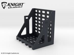 CA10001 Gas can rack in Black Natural Versatile Plastic