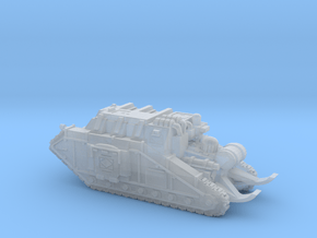 Dracosan twinlas Canon with Trenchskids in Smooth Fine Detail Plastic