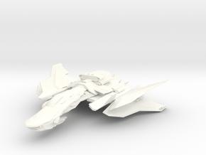 ValRom Class AttBird in White Processed Versatile Plastic