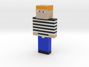 mon_skin   Minecraft toy in Natural Full Color Sandstone