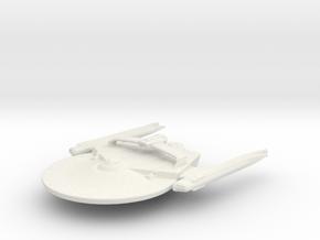 Miranda Class Varient in White Natural Versatile Plastic