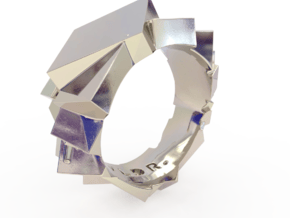 VR 5 in Rhodium Plated Brass: 7 / 54