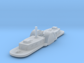 1/1000 USS Clifton in Smooth Fine Detail Plastic