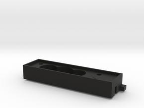 TZK007V Toyzuki reverse rotation Transfer Case V in Black Natural Versatile Plastic