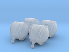 (1:144)(x4) Kugelpanzer (Ball Tank) in Smooth Fine Detail Plastic