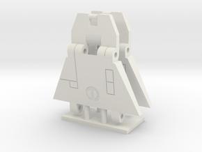 PS-Mac-001A  2*Macross Robotech BP-8 Backpack Hing in White Natural Versatile Plastic