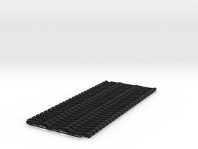 OO NEM Dummy Knuckle Coupling (Large) x150 in Black Natural Versatile Plastic