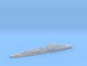 USS Robert K. Huntington destroyer 1:2400 WW2 in Smoothest Fine Detail Plastic