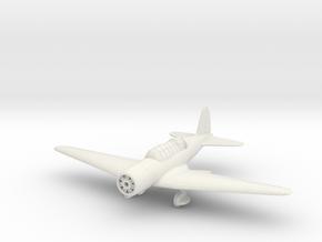 1/144 Sukhoi SU-2 Wheels down in White Natural Versatile Plastic