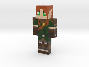 Adventure Skin   Minecraft toy in Natural Full Color Sandstone