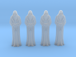 Imperial_Saints_25mm_x4 in Smooth Fine Detail Plastic