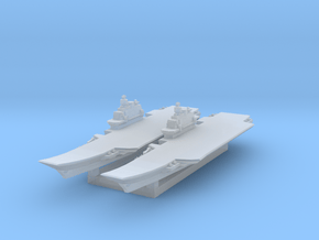 Admiral Kuznetsov (Axis & Allies) in Smooth Fine Detail Plastic