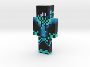 Mon skin minecraft   Minecraft toy in Natural Full Color Sandstone
