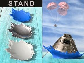 SPLASH STAND for the Apollo Ring Box in White Processed Versatile Plastic
