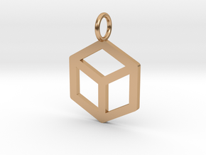 GG3D-010 in Polished Bronze