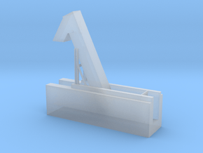 '1-50 Scale' - Screener in Smooth Fine Detail Plastic