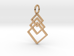 GG3D-011 in Polished Bronze