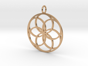 GG3D-013 in Polished Bronze