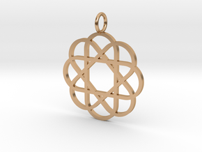 GG3D-014 in Polished Bronze