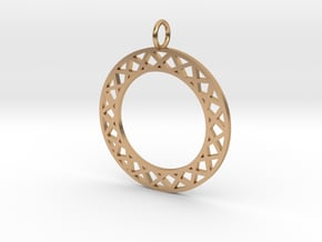 GG3D-017 in Polished Bronze