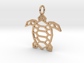 GG3D-021 in Polished Bronze
