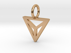 GG3D-027 in Polished Bronze