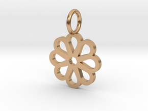 GG3D-030 in Polished Bronze