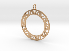 GG3D-031 in Polished Bronze