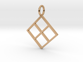 GG3D-035 in Polished Bronze