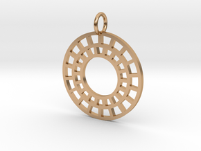 GG3D-040 in Polished Bronze