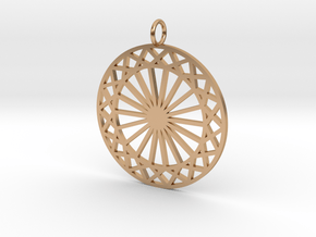 GG3D-042 in Polished Bronze