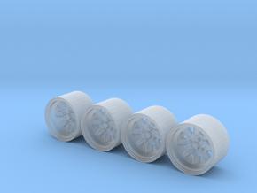"Minilite 13"" in Smoothest Fine Detail Plastic"