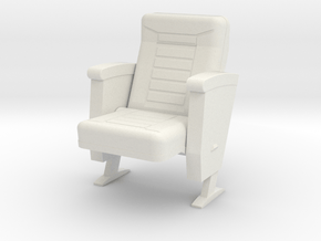 Printle Thing Chair 032 - 1/24 in White Natural Versatile Plastic