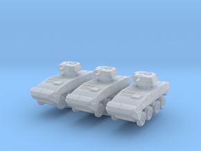 Rosomak 1:285 3pcs in Smooth Fine Detail Plastic