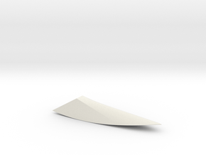 Upscale Torellian Canopy Model for BT60 in White Natural Versatile Plastic