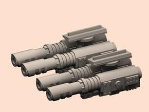 28mm flyer laser kit  in Smoothest Fine Detail Plastic