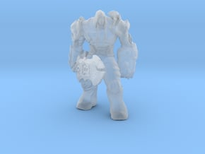 Darksiders War 45mm miniature for games and rpg in Smooth Fine Detail Plastic