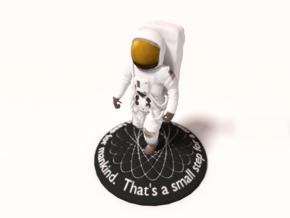 Astronaut in Full Color Sandstone