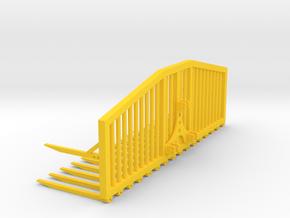 1:32 5m Silogabel in Yellow Processed Versatile Plastic: 1:32