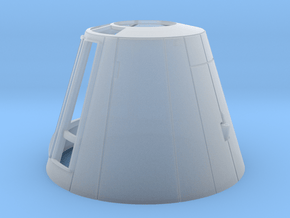 YT1300 REBELL 1/72 06718 CABIN CONE SHORT in Smooth Fine Detail Plastic
