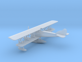 1/200 Scale Curtiss N 9 USA 1916 in Smooth Fine Detail Plastic