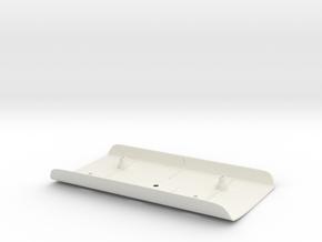 20180228 MEC-000095-07_GOPRO-MOUNT in White Natural Versatile Plastic