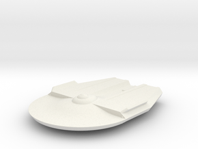Class III Neutronic Fuel Carrier (Main Hull, part  in White Natural Versatile Plastic