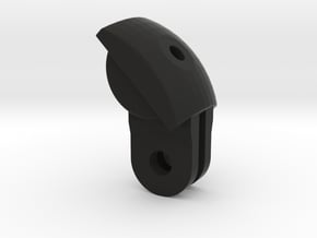 Adapter for Niterider headlight to fit Gopro mount in Black Natural Versatile Plastic